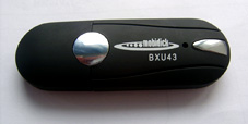 Bluetooth USB-dongle Mobidick BXU43 BLACK