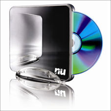 DVD-player Lux