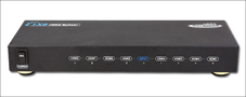 New! HDMI-Splitter 1 x 8 with support 3D